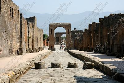 NEW! 2108-Pompeii, Italy (8x12)