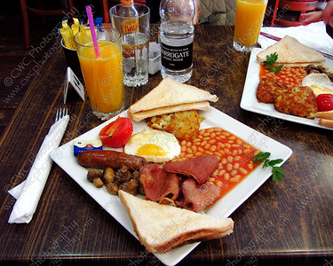 NEW! 4002-Traditional English Breakfast (8x10)