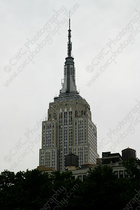 3150-The Empire State Building in New York City (8x12)