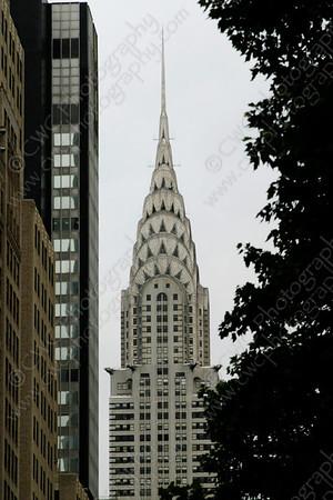 3140-Chrysler Building in New York City (8x12)
