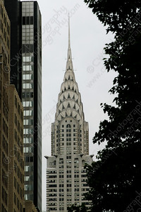 3140-Chrysler Building in New York City (8x12)