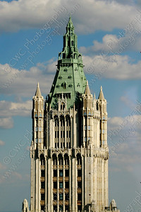 NEW! 3025-The Woolworth Building (8x12)