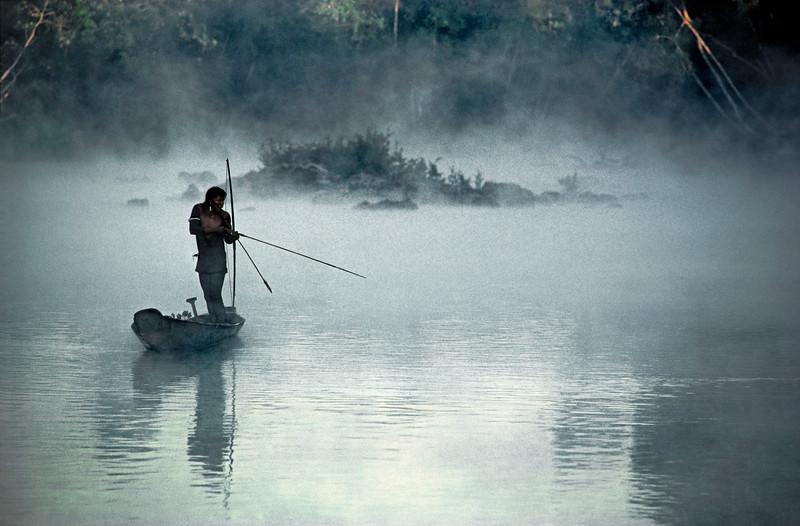 Kayapo Fisherman Kayapo Fisherman (edition 1/25)