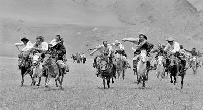 Khampa Horsemen (edition 1/25)