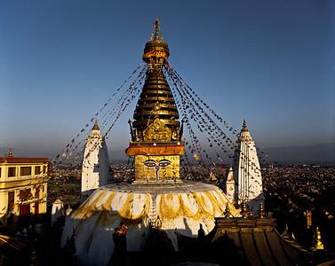 Swayambhunath (edition 1/25)