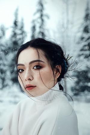 Winter Royalty