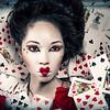 queen of cards