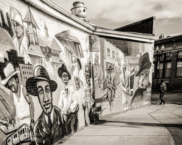 Dudley Square, Roxbury, MA.