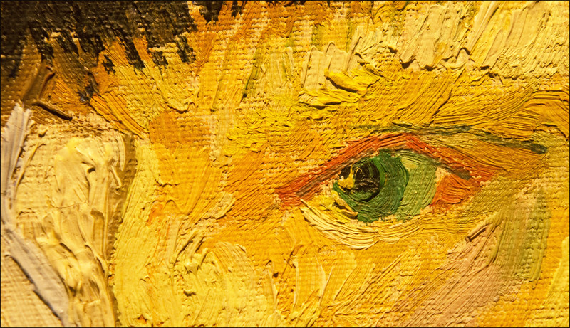 Through the Eye of Van Gogh.