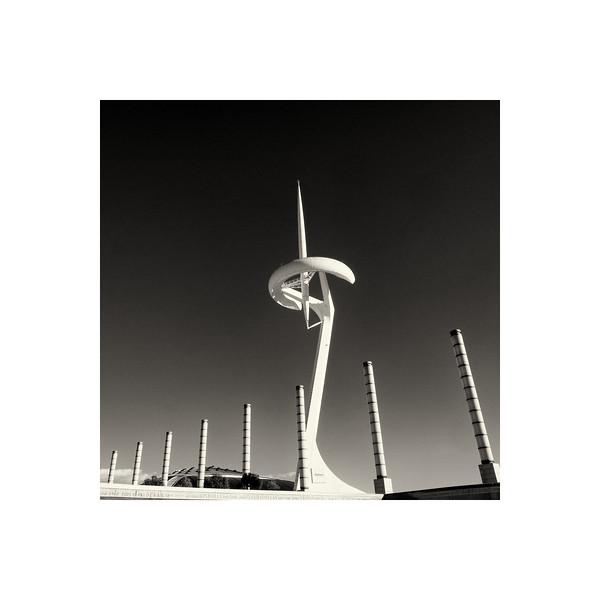 Montjuic Communication Tower