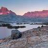 Ritter Range Sunrise