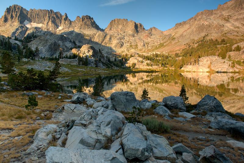 Lake Ediza Trail