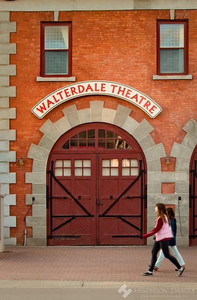 Walterdale Theatre Edmonton June 2020
