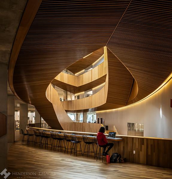 Centennial Library Calgary - Lone Gamer