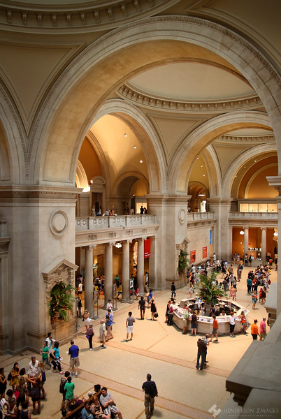 The Great Hall of The Met