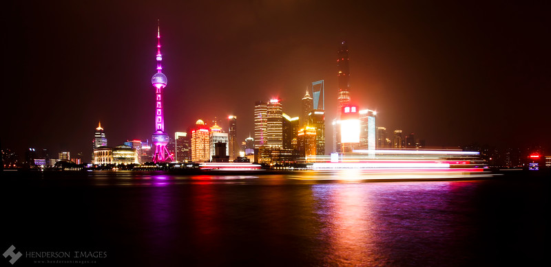 Shanghai Nights