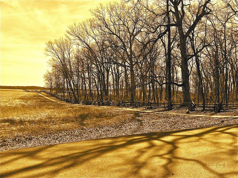Gettysburg Sepia2