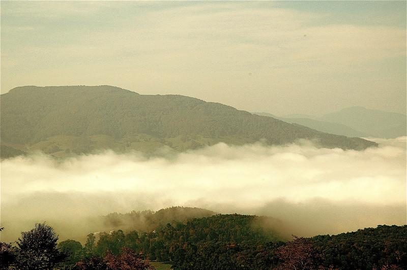 West Virginia Mountainscape