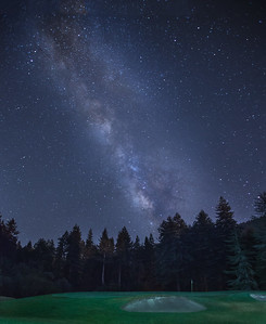 Milky Way in Boulder Creek