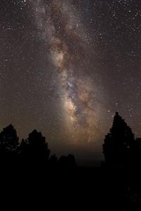 Milky  Way in Big Sur, CA