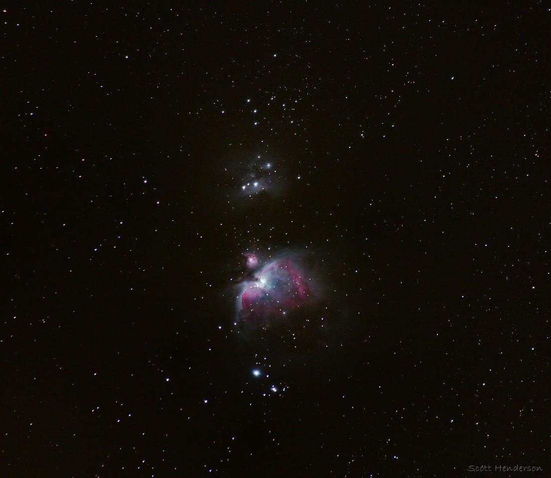 Where Stars are Born - Orion