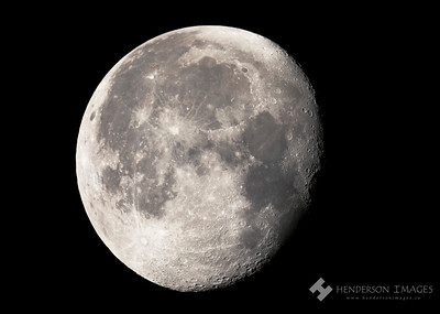 Waning Gibbous Moon - Sept 5 2020