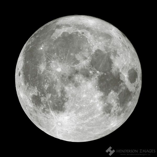 Full Moon at Apogee 406377 km