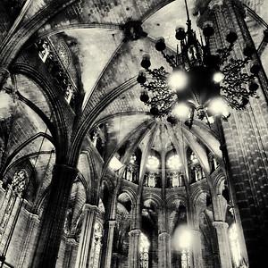 Interior, La Seu