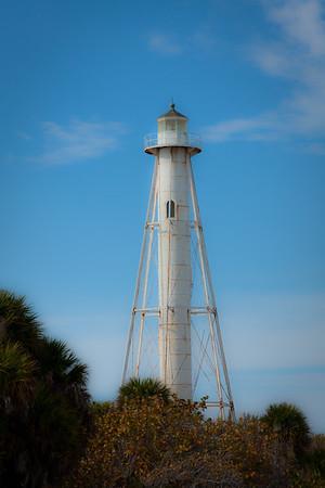 Boca Grande Range Light