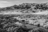Salt Creek BW - Death Valley National Park - California