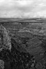 South Rim Grand Canyon BW - Grand Canyon National Park - Arizona