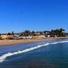 Capitola Beach, California.
