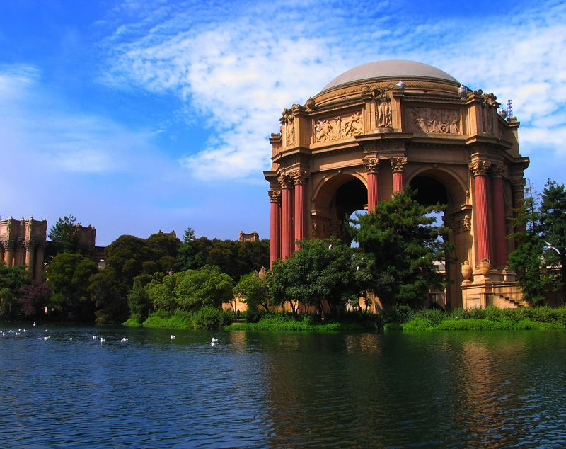 """""""Palace of Fine Arts"""" San Francisco, CA<br /> <br /> Images by Josh   <br /> <br /> <br /> <br /> <br />  <a href=""""http://www.imagesbyjosh.com"""">http://www.imagesbyjosh.com</a>"""