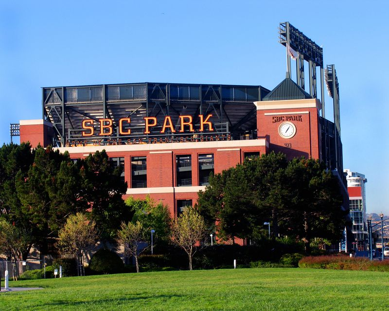 """SBC Park"" San Francisco, CA<br /> <br /> Images by Josh   <br /> <br /> <br /> <br />  <a href=""http://www.imagesbyjosh.com"">http://www.imagesbyjosh.com</a>"