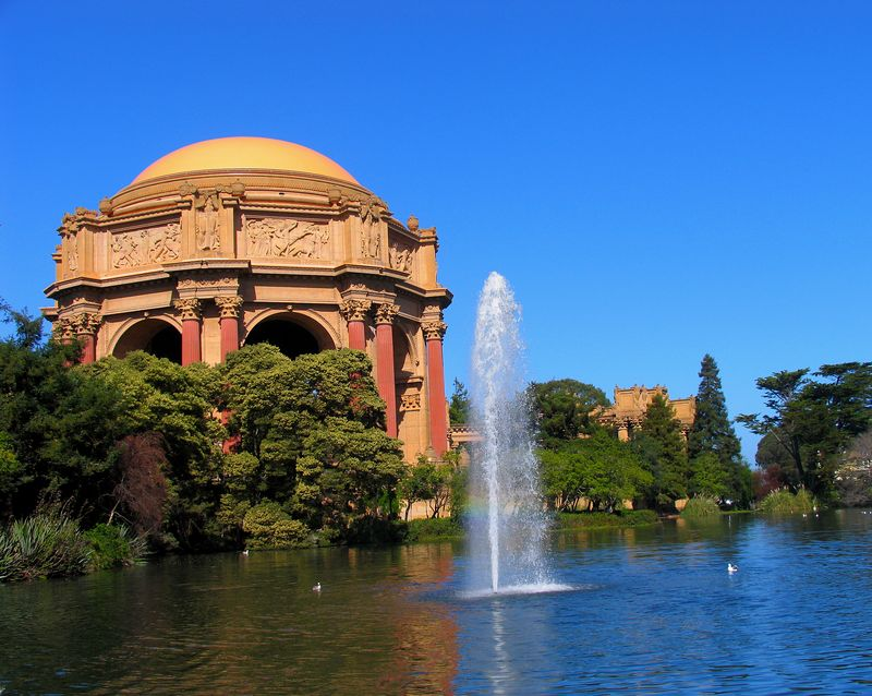 """""""Palace of Fine Arts"""" San Francisco, CA<br /> <br /> <br /> Images by Josh   <br /> <br /> <br /> <br />  <a href=""""http://www.imagesbyjosh.com"""">http://www.imagesbyjosh.com</a>"""
