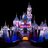 Sleeping Beauty's Castle - Christmas Edition