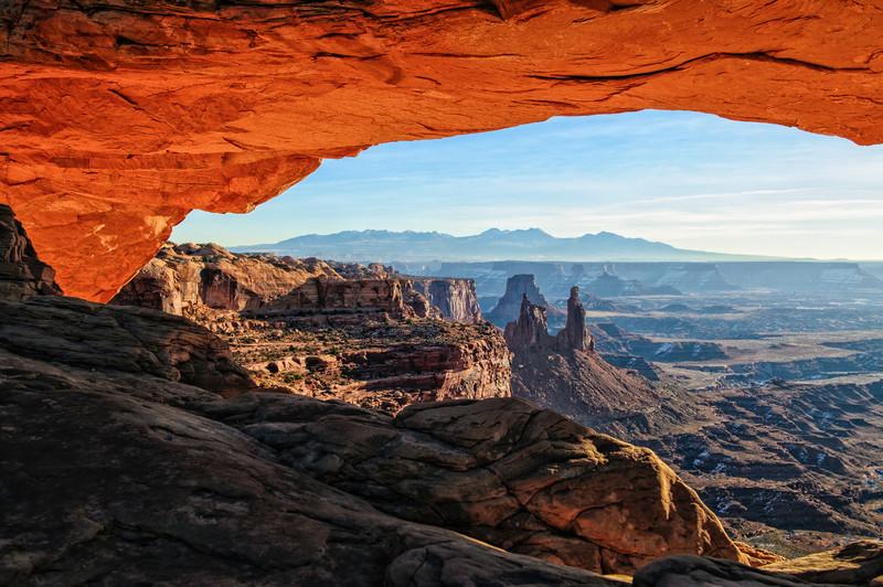 Mesa Arch - Canyonlands National Park - Utah