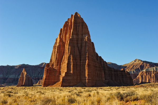 Temple Of The Sun & Moon - Capitol Reef NP - Utah