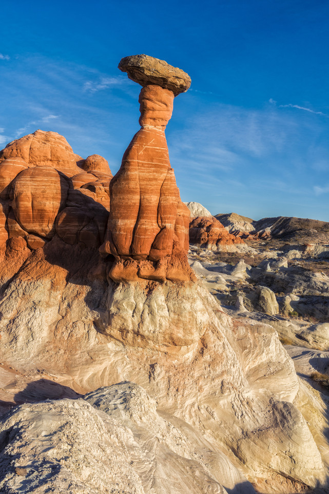 Toadstool - Western Grand Staircase / Escalante National Monument