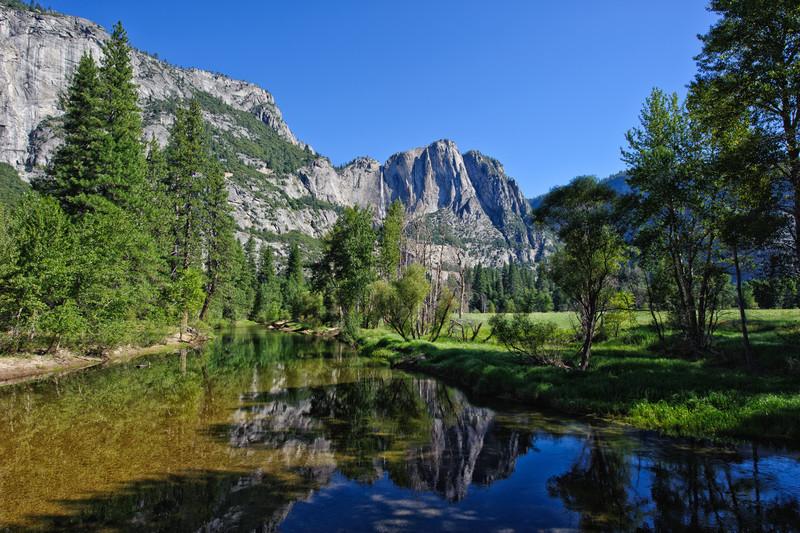 Merced River - Yosemite National Park - California