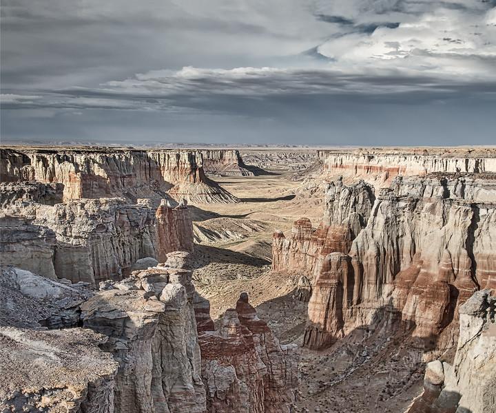 Coalmine Canyon