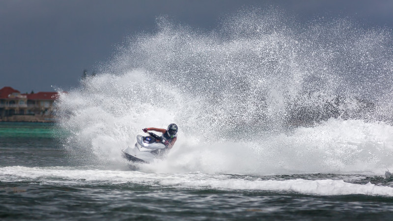 Grand Cayman Jet Ski Races, April 22, 2012