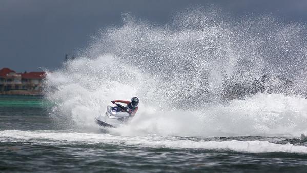 Grand Cayman Jet Ski Races, April 22, 2012