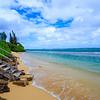 Northshore Oahu Hawaii Beach Stairs