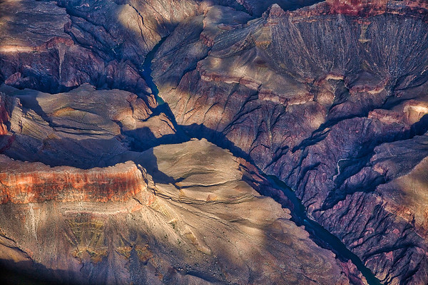 Looking Down from the Sky, Grand Canyon, Arizona