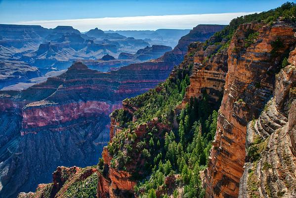 The Grandest Canyon,  Arizona