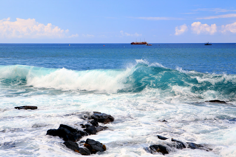 """""""Waves and Kona Coast""""                Kona, Hawaii<br /> <br /> Images By Josh<br /> <br /> <br /> <br /> <br />  <a href=""""http://www.imagesbyjosh.com"""">http://www.imagesbyjosh.com</a>"""