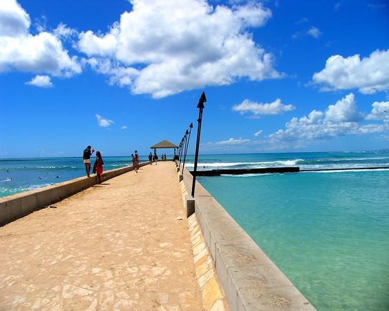 Hawaii Pier