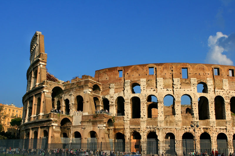 """""""Roman Coliseum Wide View""""                  Rome, Italy<br /> <br /> <br /> <br /> Images By Josh<br /> <br /> <br /> <br />  <a href=""""http://www.imagesbyjosh.com"""">http://www.imagesbyjosh.com</a>"""
