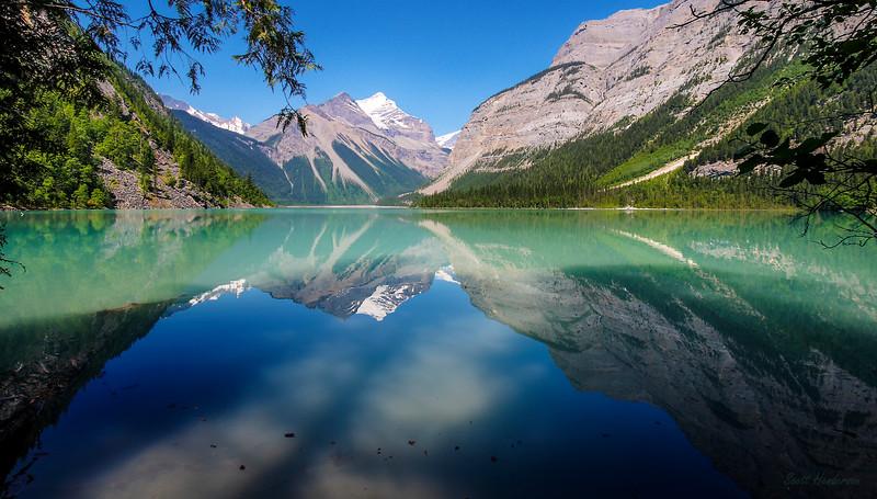 Kinney Lake British Columbia